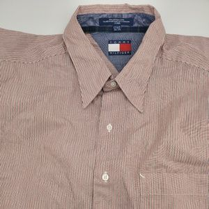NWT TOMMY HILFIGER Cotton Stripe Long Sleeve